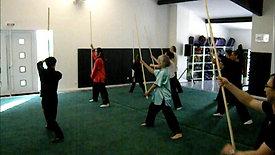 Armes et gymnastique chinoise 2010-11