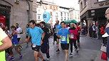 Media Maratón y 7k Ciudad de Teruel Salida 2016