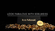 Ice Mask Gold with Nano Gold