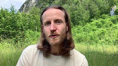 Sahib Walter Huber - ganzheitlicher Lebenscoach, Yogalehrer und Zeremonienleiter