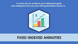 RETIREMENT WITH FIXED INDEXED ANNUITIES