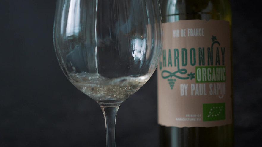 Chardonnay Organic by Paul Sapin 2019