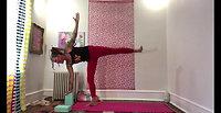 Westy Copeland | Peppermint Stick Heart Opening Flow