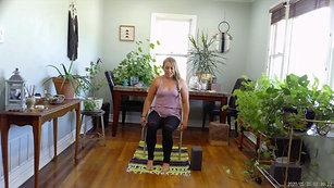 Haley Ehnert | Chair Yoga All Levels