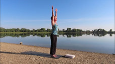 Kristina Eisenhower | Basic Yoga By The Lake