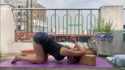Sophie Cooper   Chakra Balancing   Yin Flow