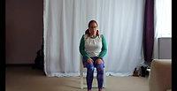 Rebecca Osborne | Chair Yoga