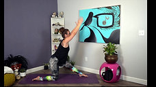 Nichole Lair | Jumpstart Morning Flow | Hips Vinyasa
