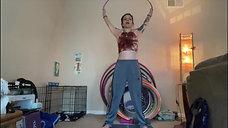 Sara Cole aka Seva Simran | HoopYogini Spinal Awakening Series