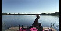 Westy Copeland | Lakeside Sunshine & Coffee Slow Flow Vinyasa