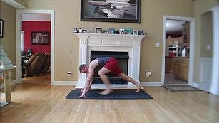 Dan Baker | Quick Yoga Warmup