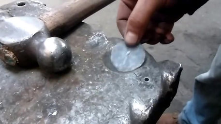 Hand Forged Metal