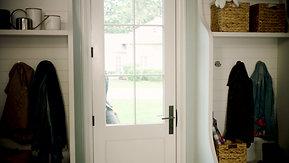 "LG Home Appliance: ""House Beautiful Mudroom"""
