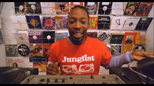 DJ Koop plays Bun Babylon hard in the shop