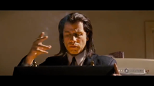 Pulp Fiction briefcase revelation!