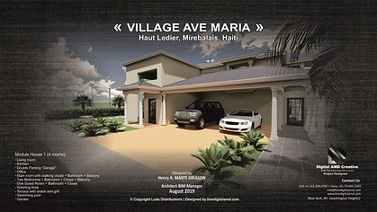 Project Village Ave Maria (MOD-1) | Haiti