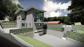 Project Montagnola Apart. ( I )   Swiss