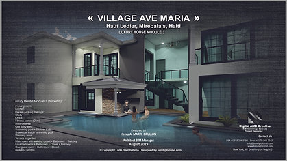 Project Village Ave Maria (MOD-3) | Haiti