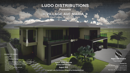 Project Village Ave Maria (MOD-2) | Haiti