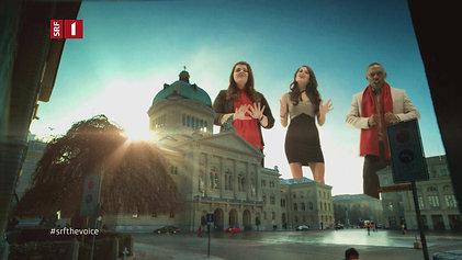 Cold Opener Voice of Switzerland