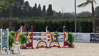Cup Gagnante 7YO 1.30m le 24/01/2020 à Valence