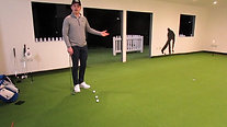 Chipping distance control drill