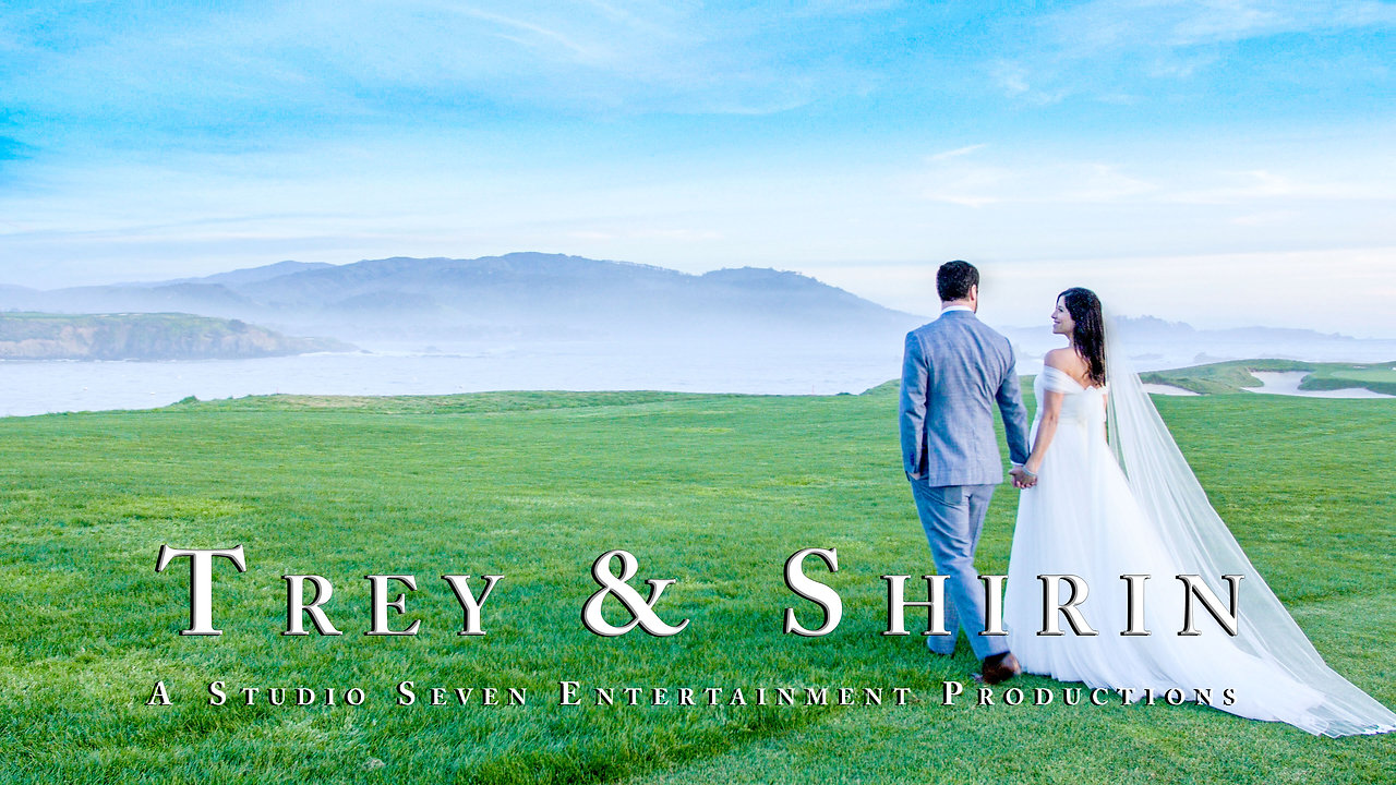 Trey & Shiring  Cinematic Wedding Film In California