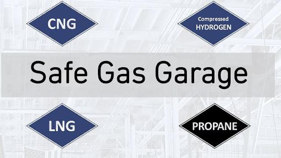 Safe Gas Garage Training Webinars