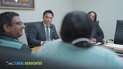 Legal Associates 2019
