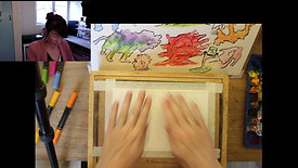 making art from your imagination