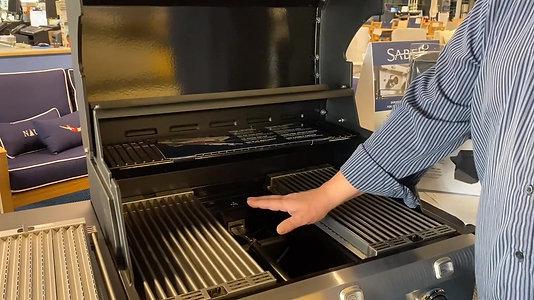 A Look Inside: Saber Grills