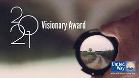 Shawn DeLude - 2021 Visionary Award