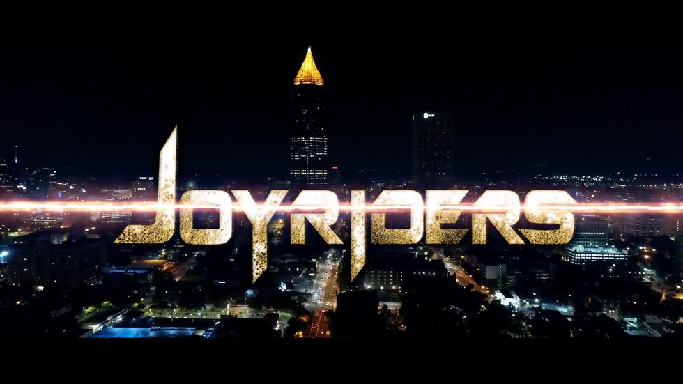 Joyriders Trailer