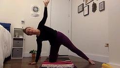 1hr Rest & Restore Full Body Stretch & Rest