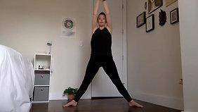 30min Barre Workout Full Body