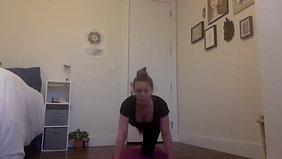 30min Barre Workout Legs, Glutes & Hips