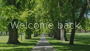"""""""Welcome Back"""" Motion Graphic   Colorado State University School of Education"""