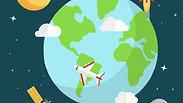 Earth Vector Animation
