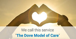 Welcome to Dove Hospice