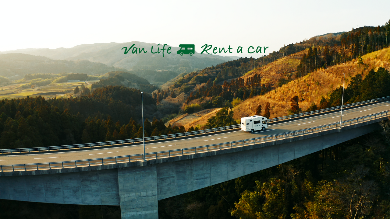 Home is Anywhere | Van Life Rent a car