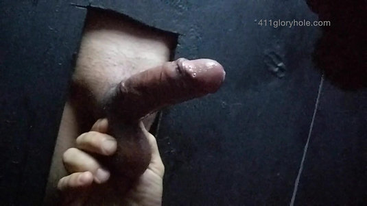 Preview - Slow and wet gloryhole blow job