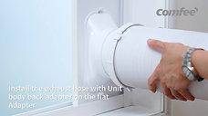 20200613-Comfee PAC installation video-English
