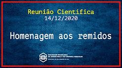 SBACV RS - Homenagem aos Remidos