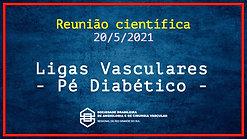 Reunião de Ligas Vasculares - Pé Diabético - 200521