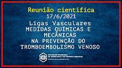 Ligas Vasculares - Medidas químicas e mecanicas na prevenção do tromboembolismo venoso - 170621