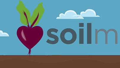 Soil mate logo animation