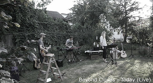 Beyond Clouds - Today (Akustisch 24.06.2017)