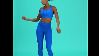 Alternative Video Test to Leggeing Faceebok AD - Fabletics