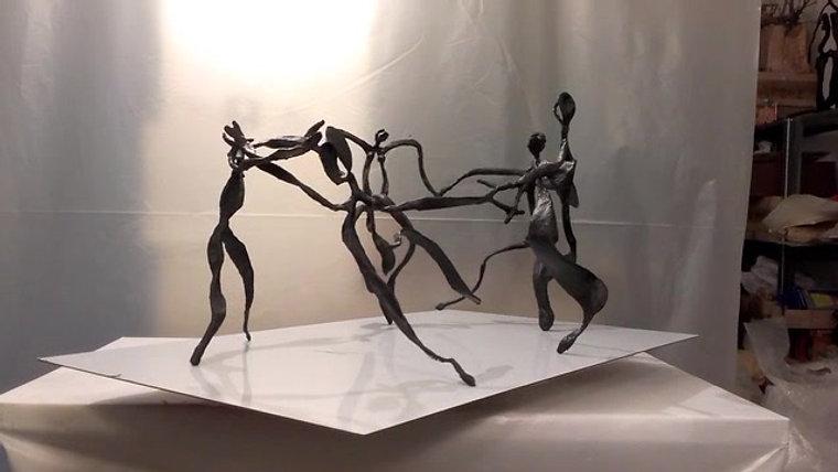 Une danse