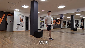 Unterkörpertraining 2.2 - Workout